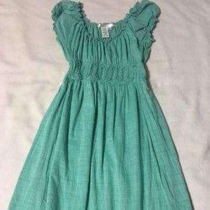 Max Studio Green Dress (L)